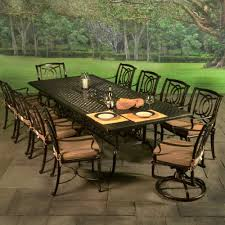 Aluminum Outdoor Patio Furniture by Cast Aluminum Patio Furniture Patio Furniture Clearanced Patio