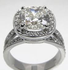 engagement rings atlanta top rate diamonds atlanta cushion custom engagement ring custom