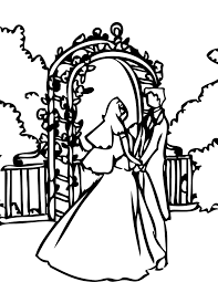unique free wedding coloring pages 79 2308