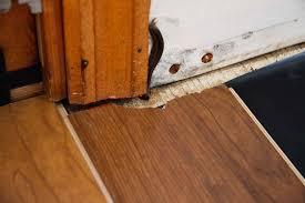 laminate flooring wall gap