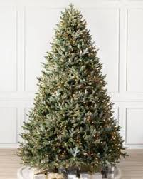 pre lit christmas trees pre lit christmas trees with color clear lights balsam hill