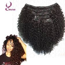 curly hair extensions clip in for black women afro curly clip in hair extensions 100