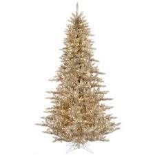 gold christmas tree gold christmas trees you ll wayfair