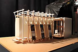 paul soper yale of architecture architectural models