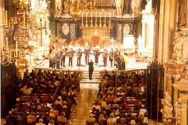 church concerts vienna now forever