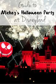 mickey s halloween party 2017 disneyland planning guide to mickey u0027s halloween party at disneyland