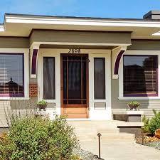 71 best craftsman bungalow exterior paint schemes images on