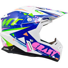 motocross helmet rockstar mt synchrony crazy motocross helmet off road dirt bike adjustable