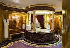 inside burj al arab exotic building burj al arab bath room living comfortably needs