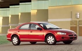 2005 dodge stratus information and photos zombiedrive