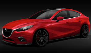 mazda car line mazda reveals four car sema show line up photos