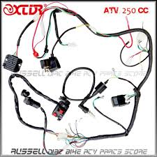 atv wiring harness painless universal wiring harness test harness