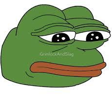 Funny Sad Meme - funny sad frog meme xdddd by grimlockandslag redbubble