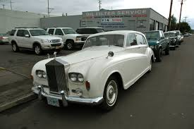 rolls royce door royce silver cloud iii two door saloon
