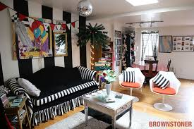 Interior Design Brooklyn by Brooklyn Interior Design Fashion Maven Lives And Works In Retro
