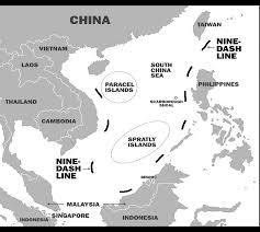 China Sea Map by A Balanced Threat Assessment Of China U0027s South China Sea Policy