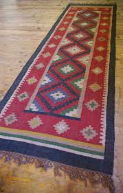 Pottery Barn Rug Ebay by Beautiful Traditional Rustic Fair Trade Jute Wool Kilim Runner Rug