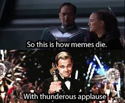 Inception Memes - leonardo dicaprio finally won an oscar or did he tor com