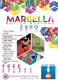 mda expo poster u2013 philippe machare