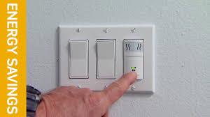Humidity Sensing Bathroom Fan With Light by Danny Lipford U0026 The Leviton Humidity Sensor And Fan Control Youtube