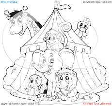 clown coloring pages coloring page