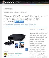 amazon 2013 black friday
