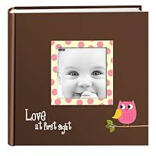 designer photo albums pioneer photo albums ev 246fb o 200 pocket baby owl
