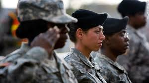 Most Decorated Soldier Currently Serving Get Ready For More Us Women In Combat Cnn