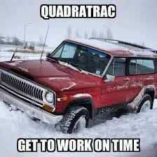 jeep snow meme the jeep doctor home facebook