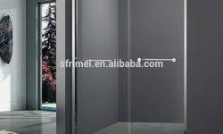 Shower Door Water Guard Glass Shower Door Water Guard Doors Ideas