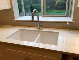 tough as tile sink and tile finish quartz garden window sill finishing help