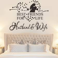 wall stickers couples reviews online shopping wall stickers new arrival words quote best friends for life decor wall sticker decal for couple bedroom