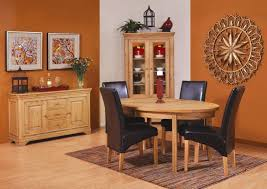 amish oak dining room table and chairs amish oak dining room set