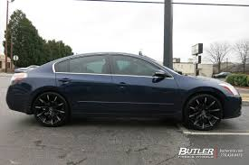 nissan altima 2015 wheels nissan altima with 20in lexani css15 wheels exclusively from