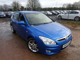used hyundai i30 cars for sale motors co uk