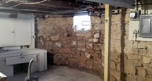 Parge Basement Walls by Projects Abbey Group Llc