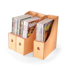 how to make magazine storage containers family handyman