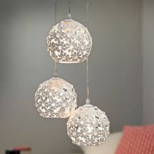 Multi Globe Pendant Light by Lighting Ideas Triple Bar Pendant Lamp With Smoke Glass Shade And