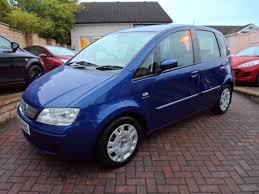 used fiat idea cars for sale motors co uk
