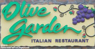 olive garden kissimmee florida st cloud osceola disney world hotel restaurant