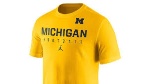 michigan wolverines fan gear michigan wolverines nike jordan football gear apparel heavy com