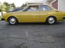 1976 toyota corolla sr5 for sale identical to my car mustard yellow 1976 toyota corolla