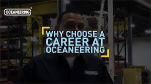 oceaneering careers oceaneering oceaneering