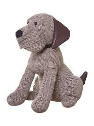 Door Stops Linea Sitting Down Dog Felt Door Stop House Of Fraser