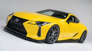 lexus lc spy modified lexus lc 500 can handle over 900 hp