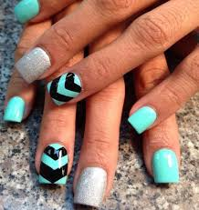 awesome acrylic nail designs how you can do it at home pictures