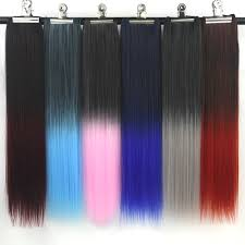 Color Hair Extension by Online Buy Wholesale Ombre Color Hair Extension From China Ombre