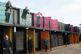 think inside the box why shipping containers make the perfect