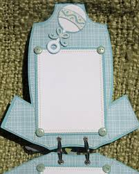 baby boy scrapbook album the avid scrapper onesie baby boy brag book scrapbook album