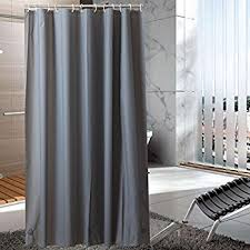 Regular Curtains As Shower Curtains Amazon Com Maytex Water Repellent Fabric Shower Curtain Or Liner